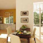 Bauabschnitt 2 Wohn-Esszimmer